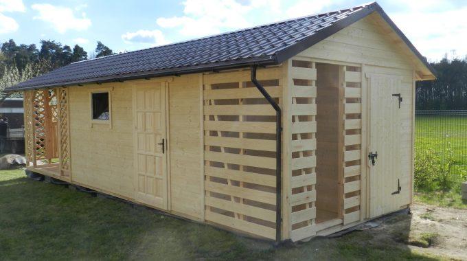 Altana Z Drewna – Renowacja