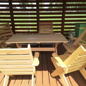 Krzesła I Stół