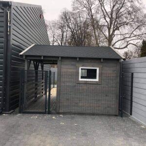 Domek 3,40×3,60 M
